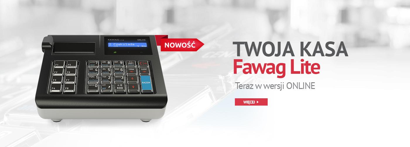 FAWAG Lite - teraz w wersji ONLINE