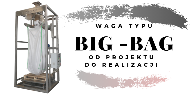 Sprawne ważenie na linii produkcyjnej z zastosowaniem wagi typu Big-Bag.