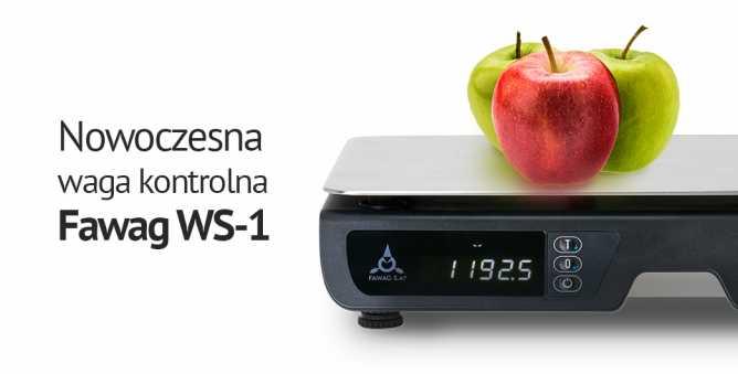Waga elektroniczna FAWAG WS-1
